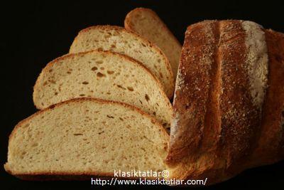 ekşi mayalı kepekli ekmek ekşi mayalı kepekli köy ekmeği