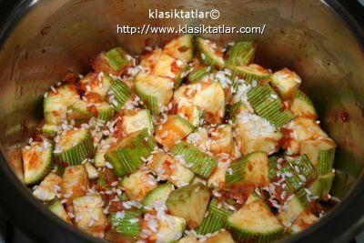 kabak pirinç pirinçli kabak yemeği
