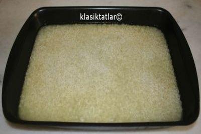 pirinç tepsi pirinçli ankara tavası