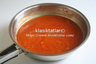 rulo köfte sosu