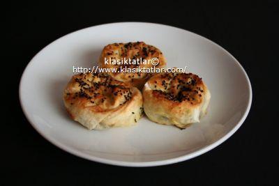ıspanaklı börek 1 ıspanaklı börek