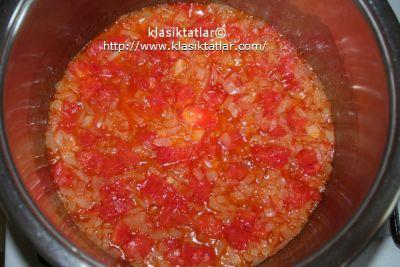 etsiz taze bamya domates etsiz taze bamya yemeği