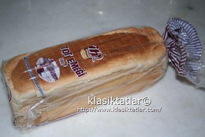 tost ekmeği kaşar peynirli tost