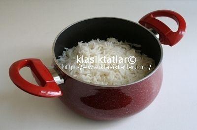 basmati pirinç pilavı 2