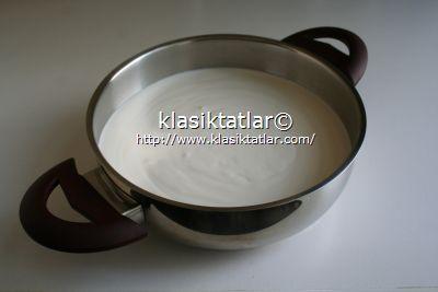 kesik krema mascarpone peyniri yapımı