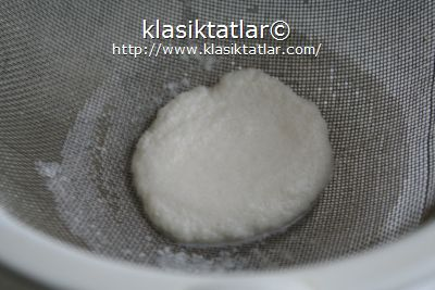 pirinç posası sübyeli sade sütlaç
