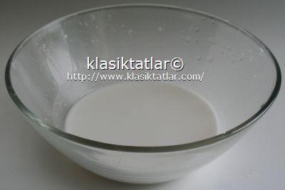 pirinç sütü sübye sübyeli sade sütlaç