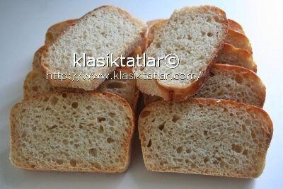 ekşi mayalı ekmek yapımı 1