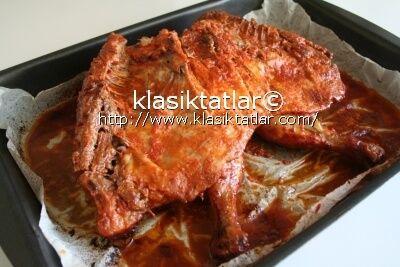 fırında peri peri soslu tavuk fırında piri piri (peri peri) soslu tavuk