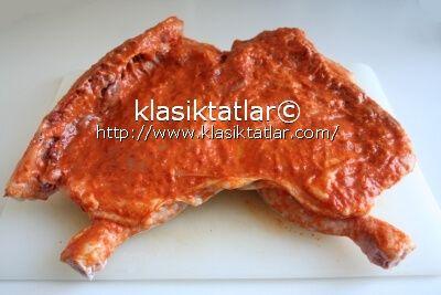 peri peri sos fırında piri piri (peri peri) soslu tavuk