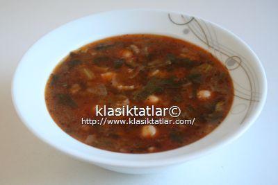 nohutlu ıspanak çorbası nohutlu ıspanak çorbası