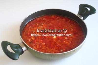karnabahar sosu sebzeli karnabahar yemeği