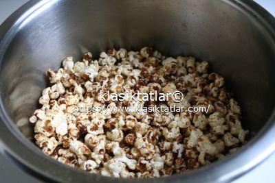patlamış mısır çerezi