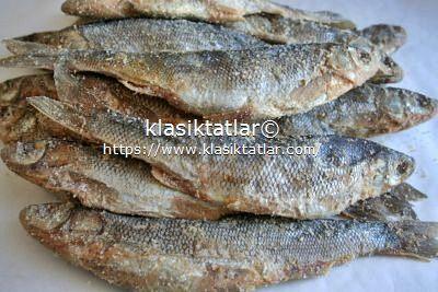 van tuzlu balık
