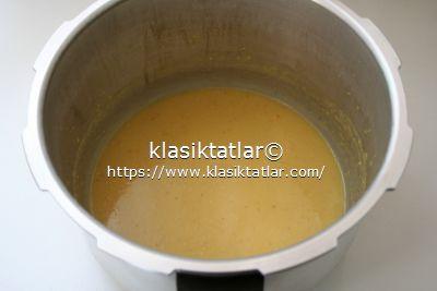 tereyağlı mercimek çorbası